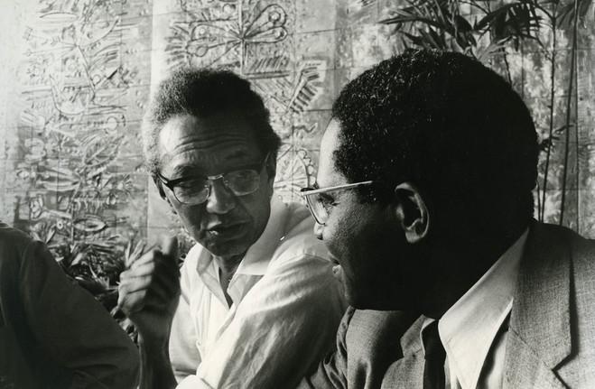 Aimé Césaire, Lam, Picasso - Les Galeries nationales du Grand Palais