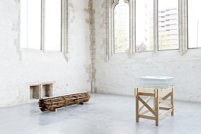 Anastyloses et reconversions - Les églises centre d'art de Chelles