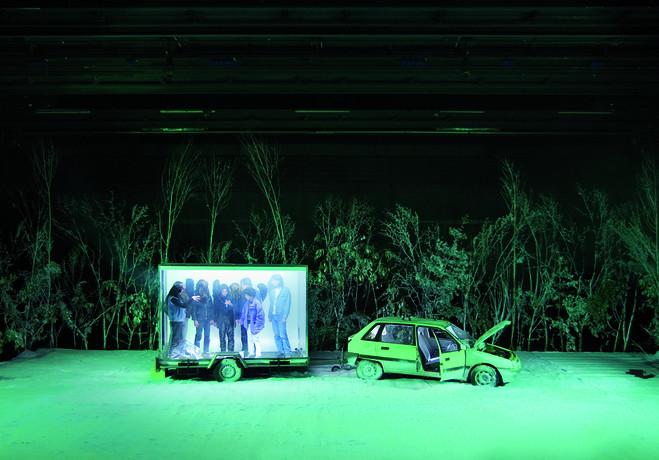 Scènes - Galerie Schirman & de Beaucé