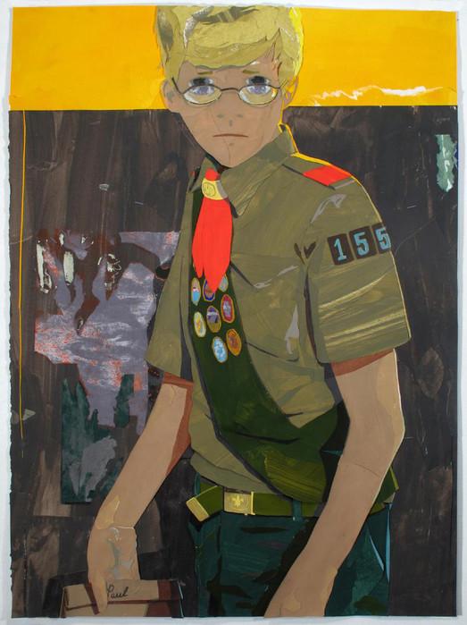 Matt Bollinger, Marc Desgrandchamps, David Lefebvre, Taylor McKimens - Galerie Zürcher
