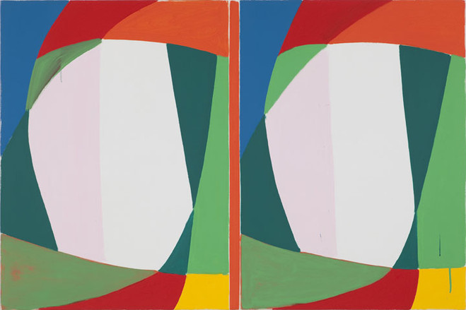 Bernard Piffaretti - Galerie Frank Elbaz