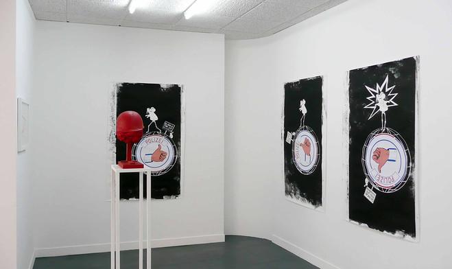 No comment… - Galerie Metropolis
