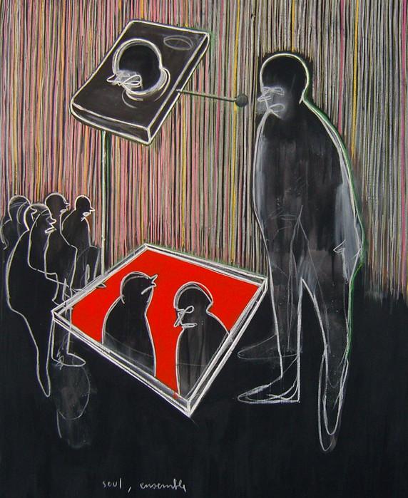 Michel Herreria - Eva Meyer Gallery