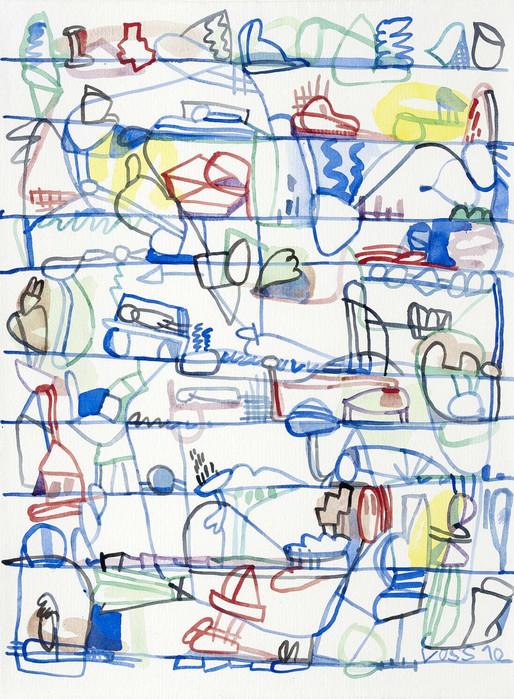 Jan Voss - Lelong & Co Gallery