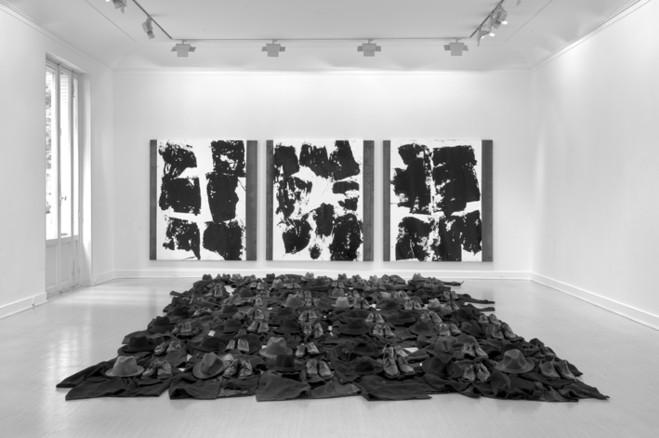 Klein—Kounellis - Galerie Lelong & Co