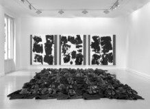 Klein — Kounellis - Lelong & Co Gallery