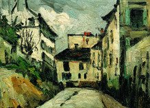 Cézanne et Paris - Musée du Luxembourg