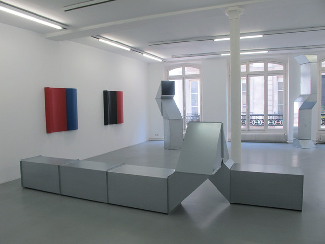 Charlotte Posenenske - Peter Freeman, Inc. Paris Gallery