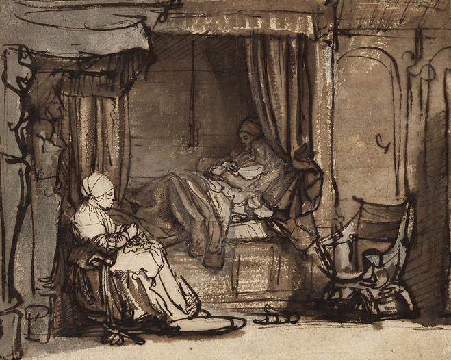 Rembrandt et son cercle - Institut néerlandais