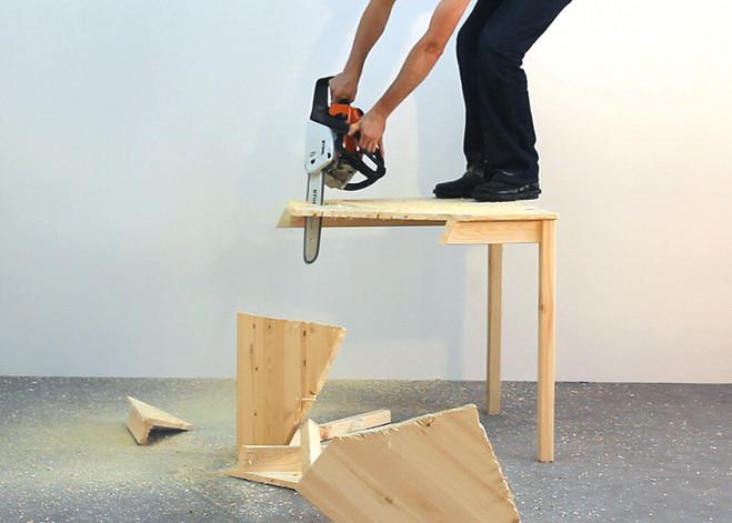 Vincent Mauger—Solutions techniques à des problèmes théoriques - Galerie Bertrand Grimont