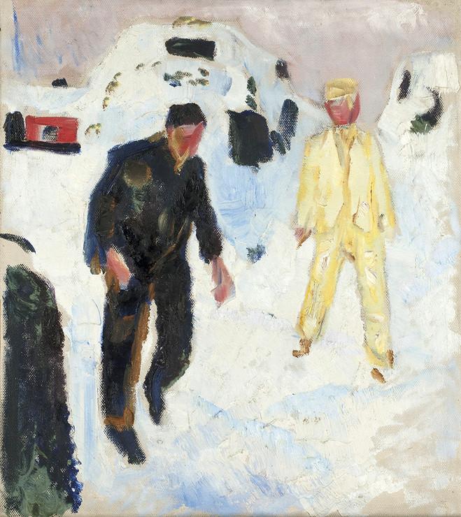 Edvard Munch - Centre Georges Pompidou