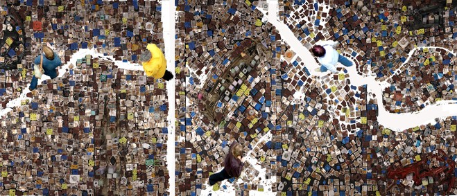 Hema Upadhyay - Topographie de l'art