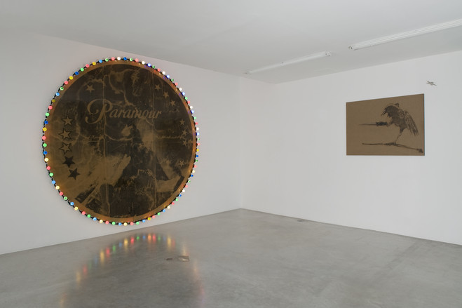 Jean-Luc Verna Vous n'êtes pas un peu beaucoup maquillé?—Non - Galerie Air de Paris