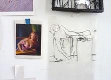 Walter Swennen - Les filles du calvaire Gallery