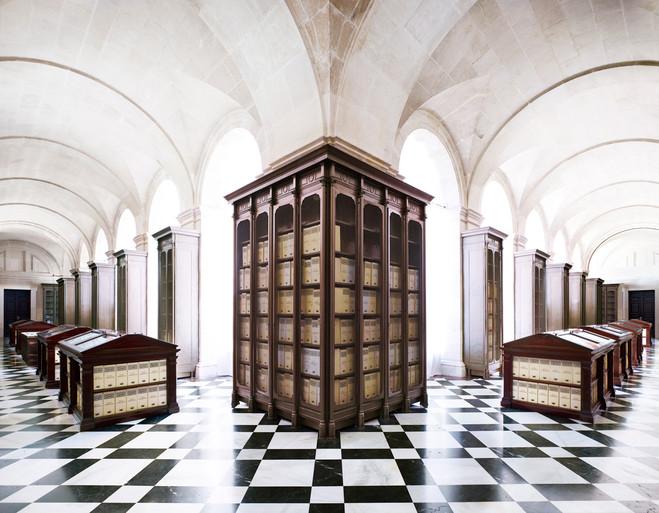 Candida Höfer - Galerie Yvon Lambert