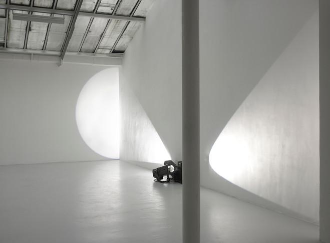 Philippe Daney Michel Verjux - Galerie Edouard-Manet de Gennevilliers