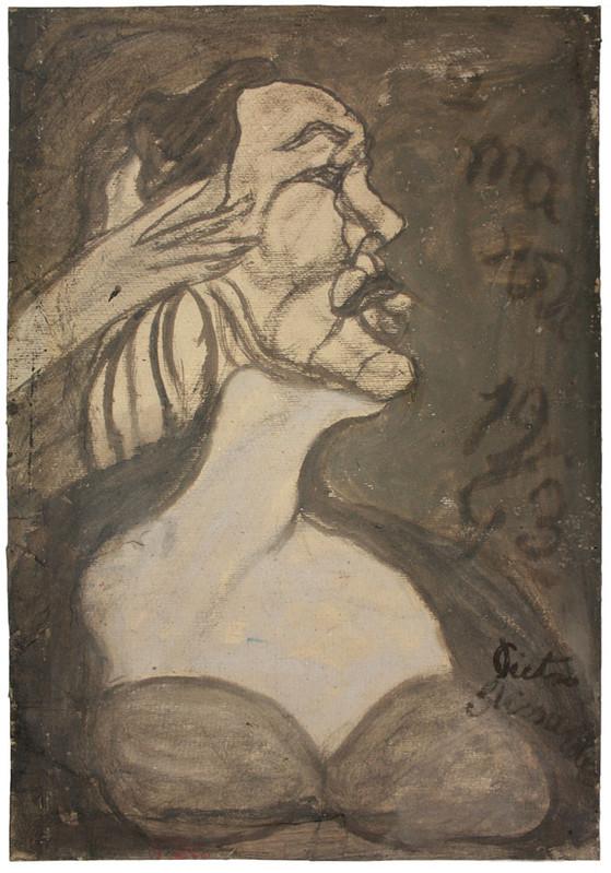 Pietro ghizzardi - Christian berst art brut (klein et berst)