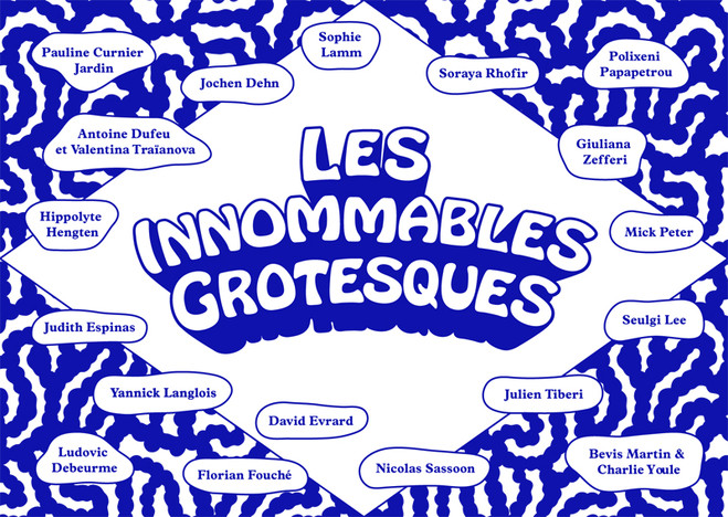 Les Innommables grotesques - L MD Gallery