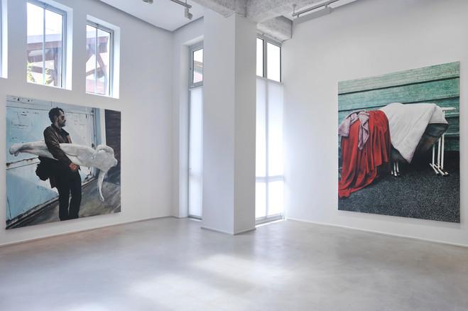 Romain Bernini & Youcef Korichi - Suzanne Tarasieve
