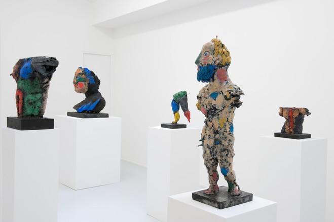 Markus Lüpertz - Suzanne  Tarasieve, Marais Gallery