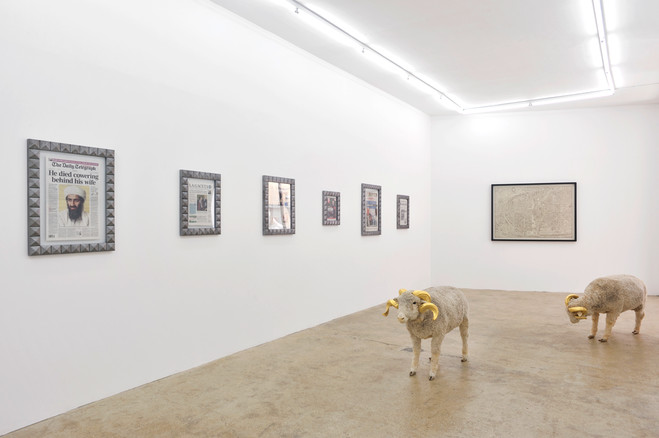 Nicolas Milhé - Galerie Samy Abraham
