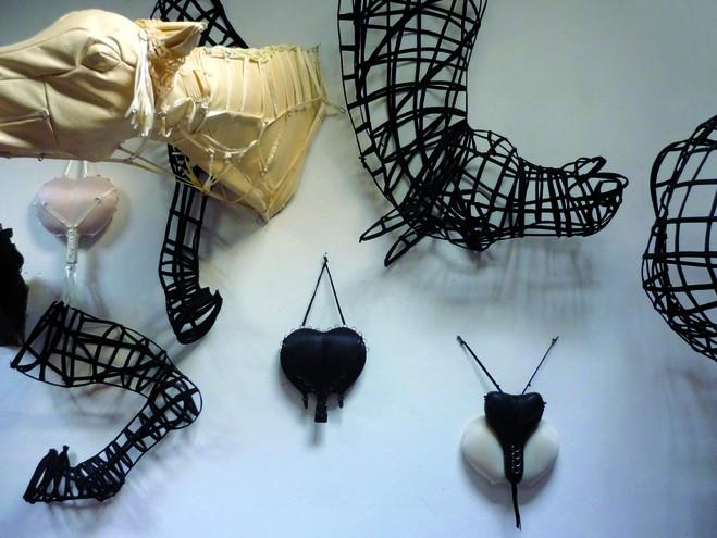 Tïa Calli Borlase - Galerie Dix9