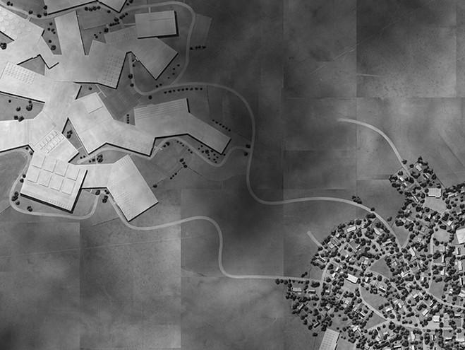 Révision Périphérique - Projective City