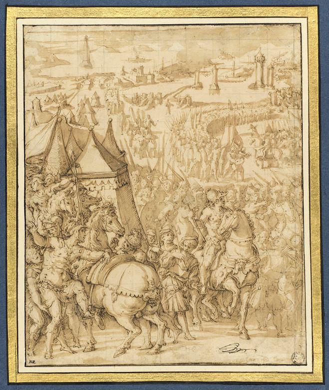 Giorgio Vasari - Le Louvre
