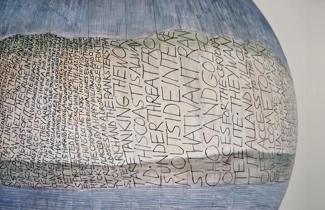 Russell Crotty - Galerie Suzanne  Tarasieve, Marais