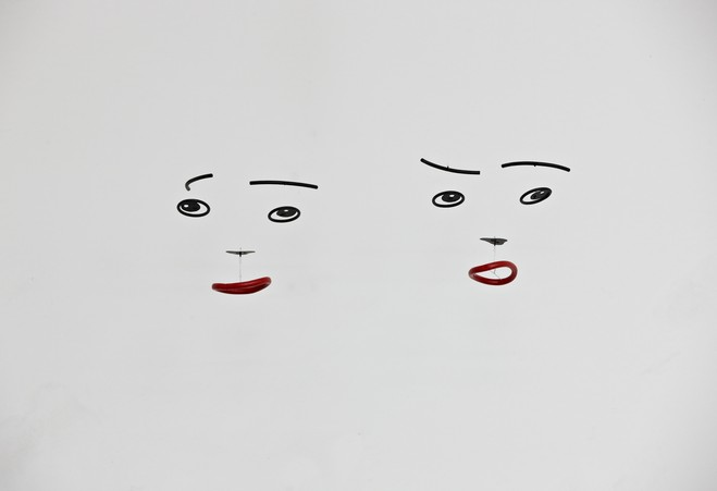 Markus Raetz - Galerie Farideh Cadot