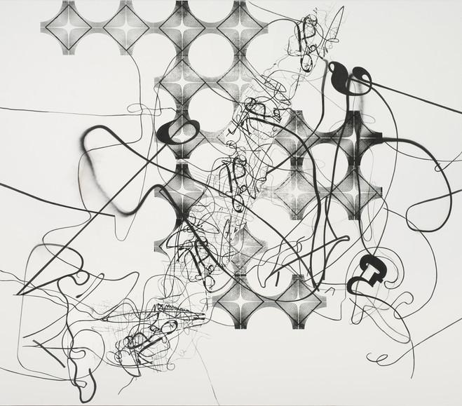 Albert Oehlen - Galerie Nathalie Obadia