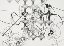 Albert Oehlen - Nathalie Obadia Gallery