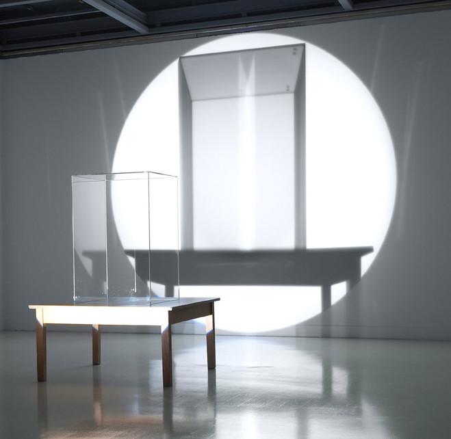 Michel Verjux - Galerie Jean Brolly