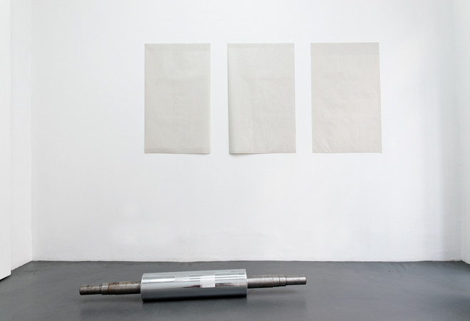 Pierre Paulin - Emmanuel Hervé Gallery