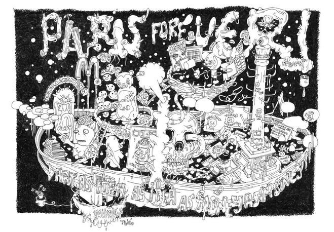 Paris Forever - Magda Danysz Gallery