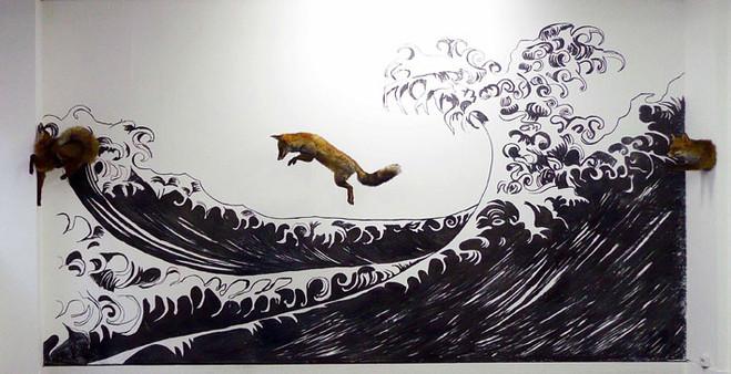 Delphine Gigoux-Martin - Galerie Metropolis