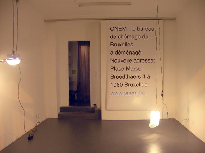 Jacques André, Derek Sullivan - Galerie Emmanuel Hervé