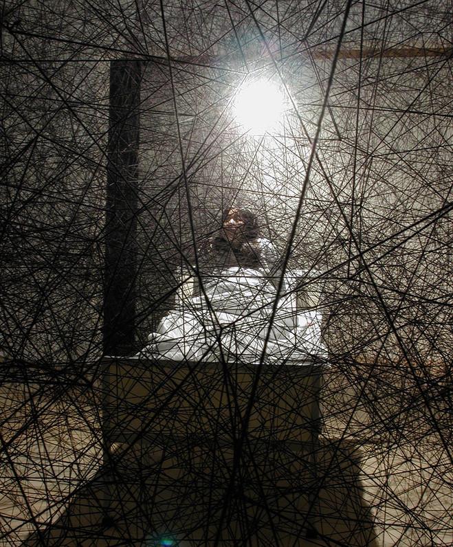 Chiharu Shiota - Galerie Templon