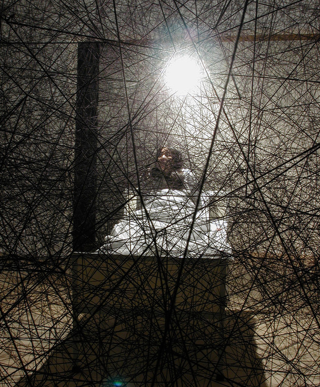 Chiharu Shiota - Templon Gallery