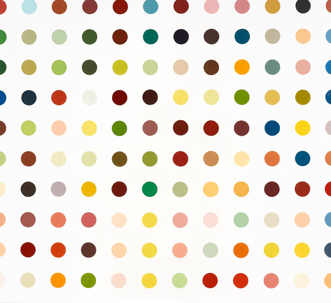 Damien Hirst - Gagosian Gallery