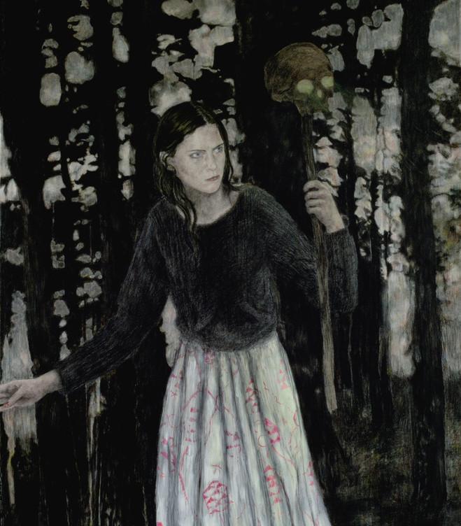 Into The Woods - La Galerie des Galeries