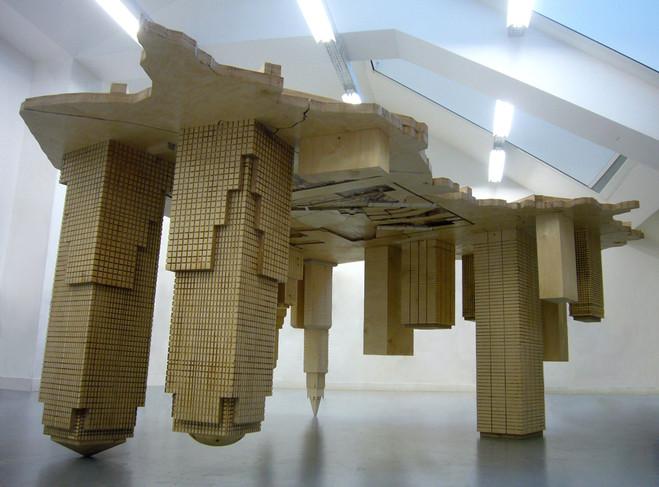 La Part de l'ombre - De Roussan Gallery