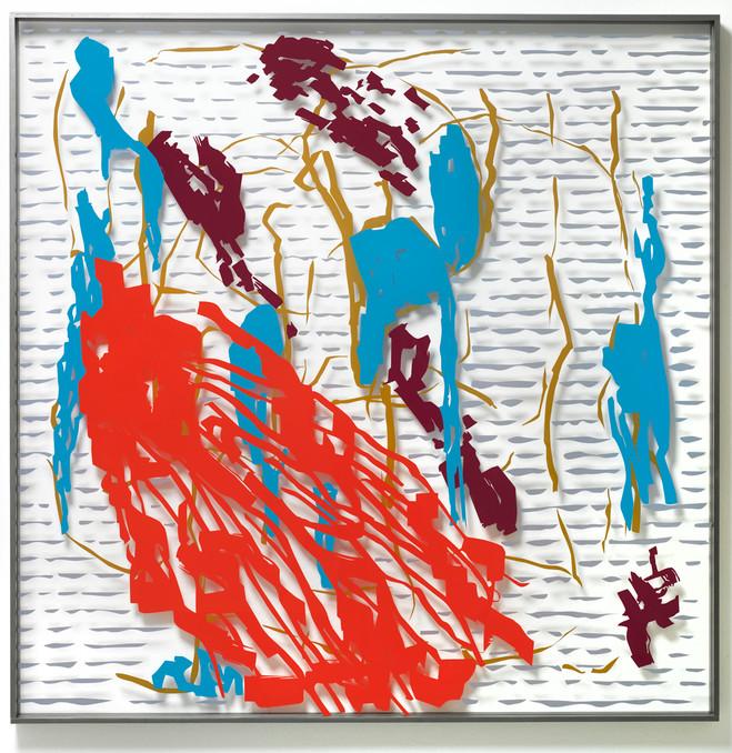 Jean-Marc Bustamante - Thaddaeus Ropac Marais Gallery