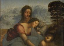 La Sainte Anne, l'ultime chef-d'œuvre de Léonard de Vinci - Le Louvre