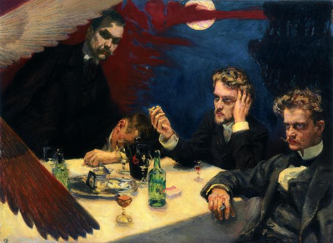 Akseli Gallen-Kallela (1865—1931) - Musée d'Orsay