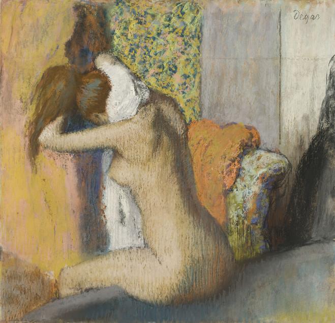 Degas et le nu - Musée d'Orsay