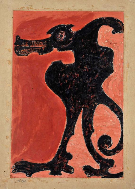 Peintures de Rabindranath Tagore - Petit Palais