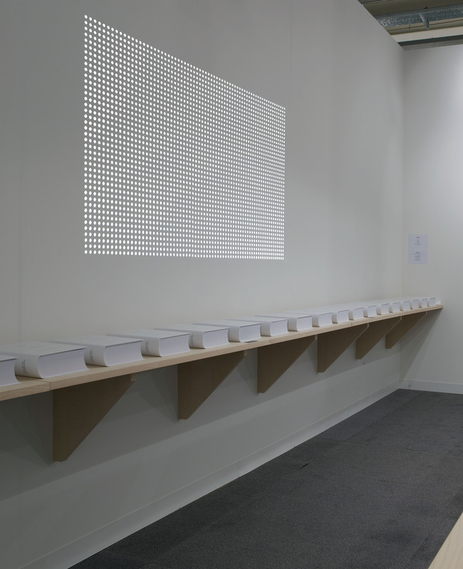 Robert Barry - Mfc – Michèle Didier Gallery