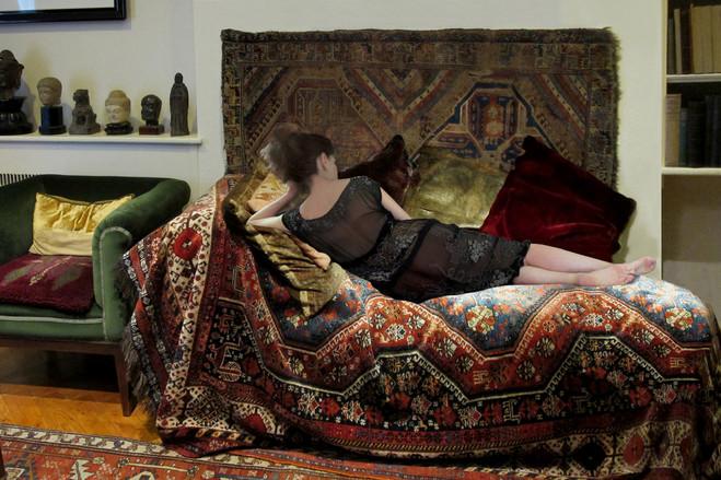 Le tapis de Sigmund - Galerie Dix9