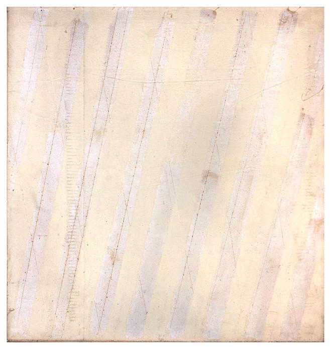 Exposition autour de Jean Degottex, Pierre Buraglio et Claude Viallat - Galerie Berthet – Aittouarès